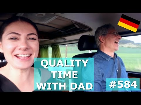 MY DAD'S A LEGEND DAY 584 | TRAVEL VLOG IV