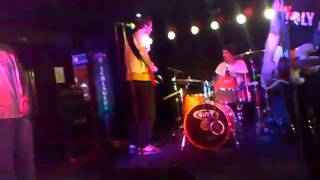 """Painted Devil plays """"Even if"""" at pub anchor, stockholm"""