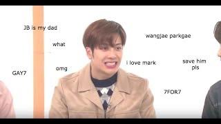 Jackson Wang, the flirt