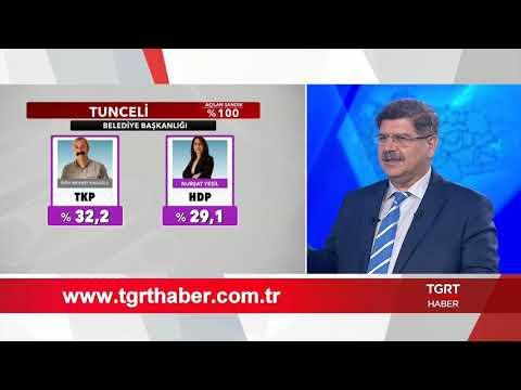 TGRT Haber 2019 Yerel Seçim Sonuçları Ve Uzman Yorumu