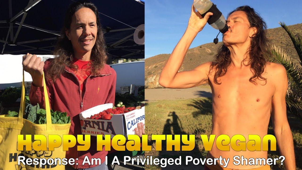 Response: Am I A Privileged Poverty Shamer?