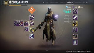 Destiny 2 Forsaken LAST WISH RAID WORLDS FIRST 2nd attempt after food break