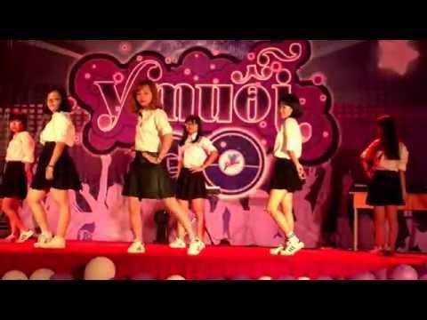 Dancing with nữ sinh Đại học Y Hà Nội - Y Muỗi