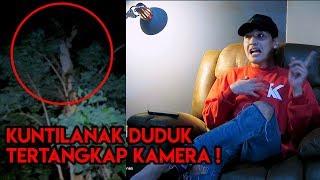 PENAMPAKAN KUNTILANAK DUDUK DI POHON !!!