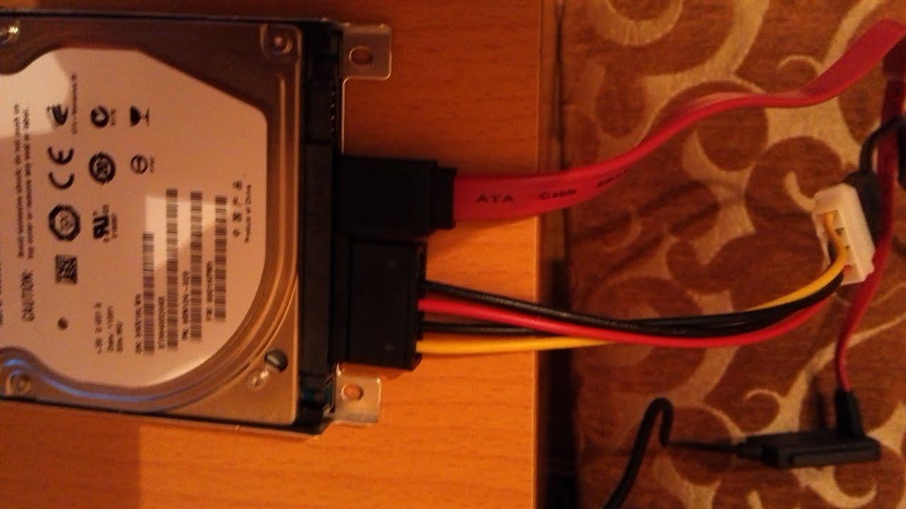 Посылки с Китая! SATA кабель переходник на USB для HDD - YouTube
