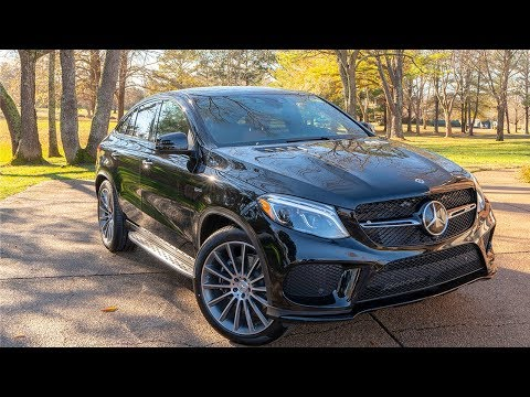 2019 Mercedes GLE 43 AMG Coupe [FIRST DRIVE & FULL REVIEW]