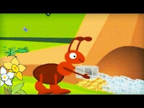 Samay Ka Mahatva | Panchatantra Tales in Hindi | Animated Story for Kids