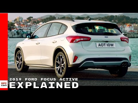2019 Ford Focus Active Explained