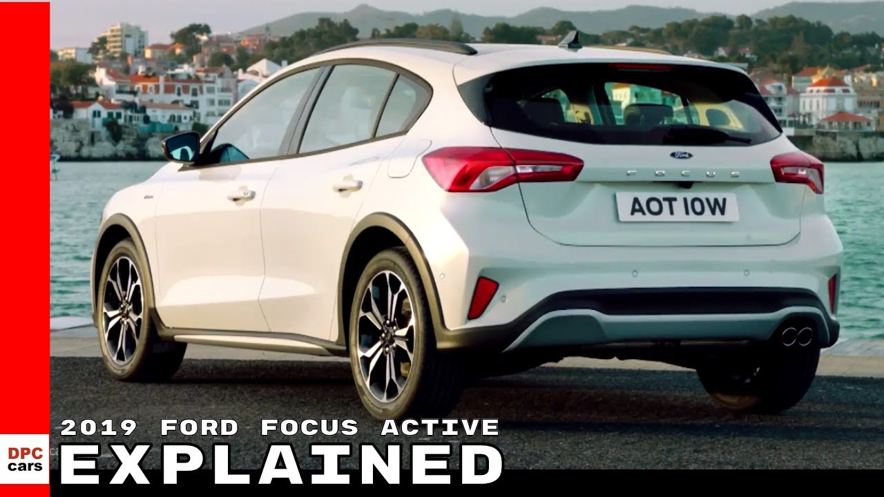 2019 ford focus active explained youtube. Black Bedroom Furniture Sets. Home Design Ideas