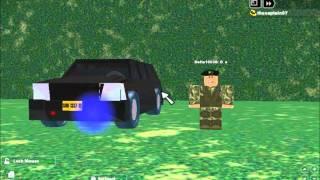 ROBLOX - Gli HR ESS sono imboscati da parte dei soldati RIC