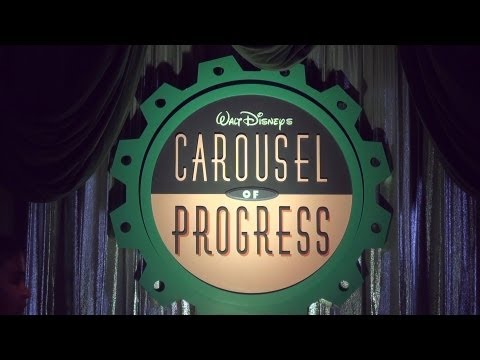 Disney's CAROUSEL OF PROGRESS Ultimate PANDAVISION Multi-Angle Edition - FULL SHOW