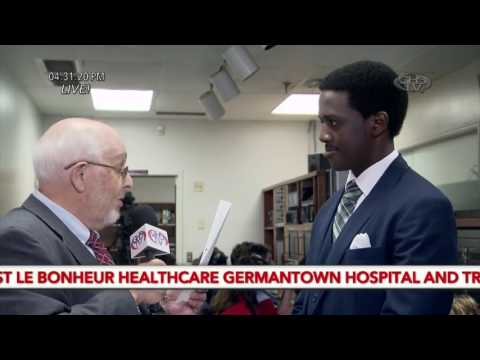 Jack Parnell Interview With Caleb Suggs (GHS-TV Auction 2017)