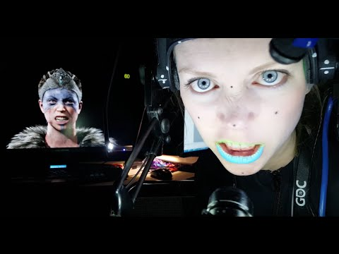 Hellblade: Diary 21 - Making a Virtual Human | Real-time performance capture