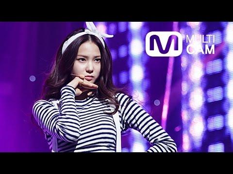 [Fancam] Yu Jin of CLC(씨엘씨 유진) Pepe @M COUNTDOWN Rehearsal_150402