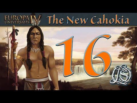 Europa Universalis 4: Third Rome - The New Cahokia - 16