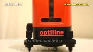 Лазерный уровень построитель плоскостей Optiline YD-810(, 2015-09-14T18:31:05.000Z)