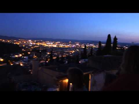Granada: A Romantic View Complete with Music