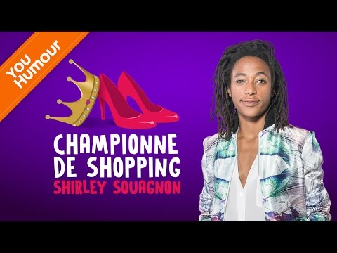 Shirley Souagnon : championne de shopping