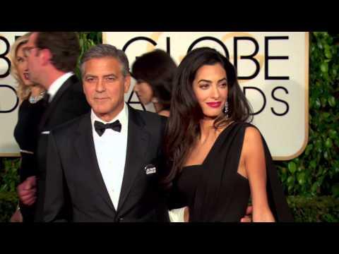 George Clooney's Sports Obsession 'Kills' Wife Amal | Splash News TV | Splash News TV
