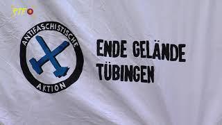 Ende Gelände - Demonstration für Klimagerechtigkeit