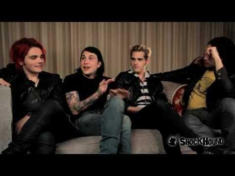 Interview - My Chemical Romance - ShockHound - Shock TV
