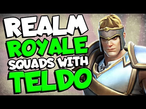 Realm Royale with TELDO IN 2019?!