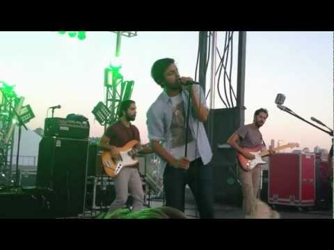 "Young The Giant - ""St. Walker"" (Live) [Microsoft Intern Secret Show]"