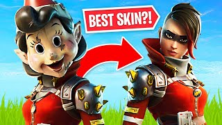 WORST SKIN to BEST SKIN!! (Fortnite Battle Royale)