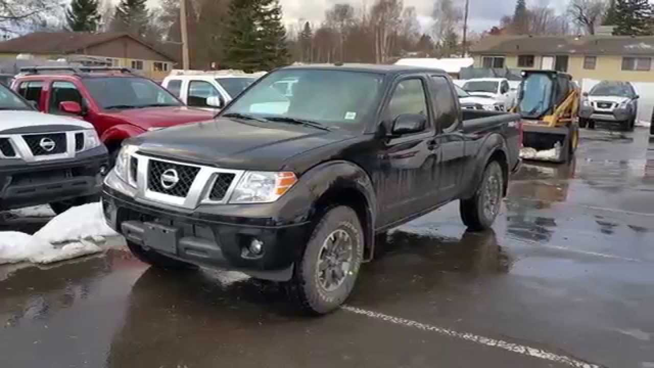 Stephan S 2014 Nissan Frontier King Cab Pro 4x Youtube