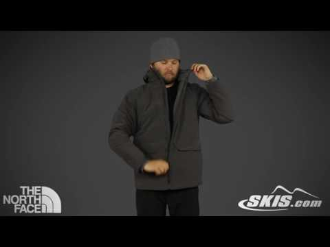 2017 The North Face Canyonland 3 In 1 Mens Jacket Overview By SkisDotCom