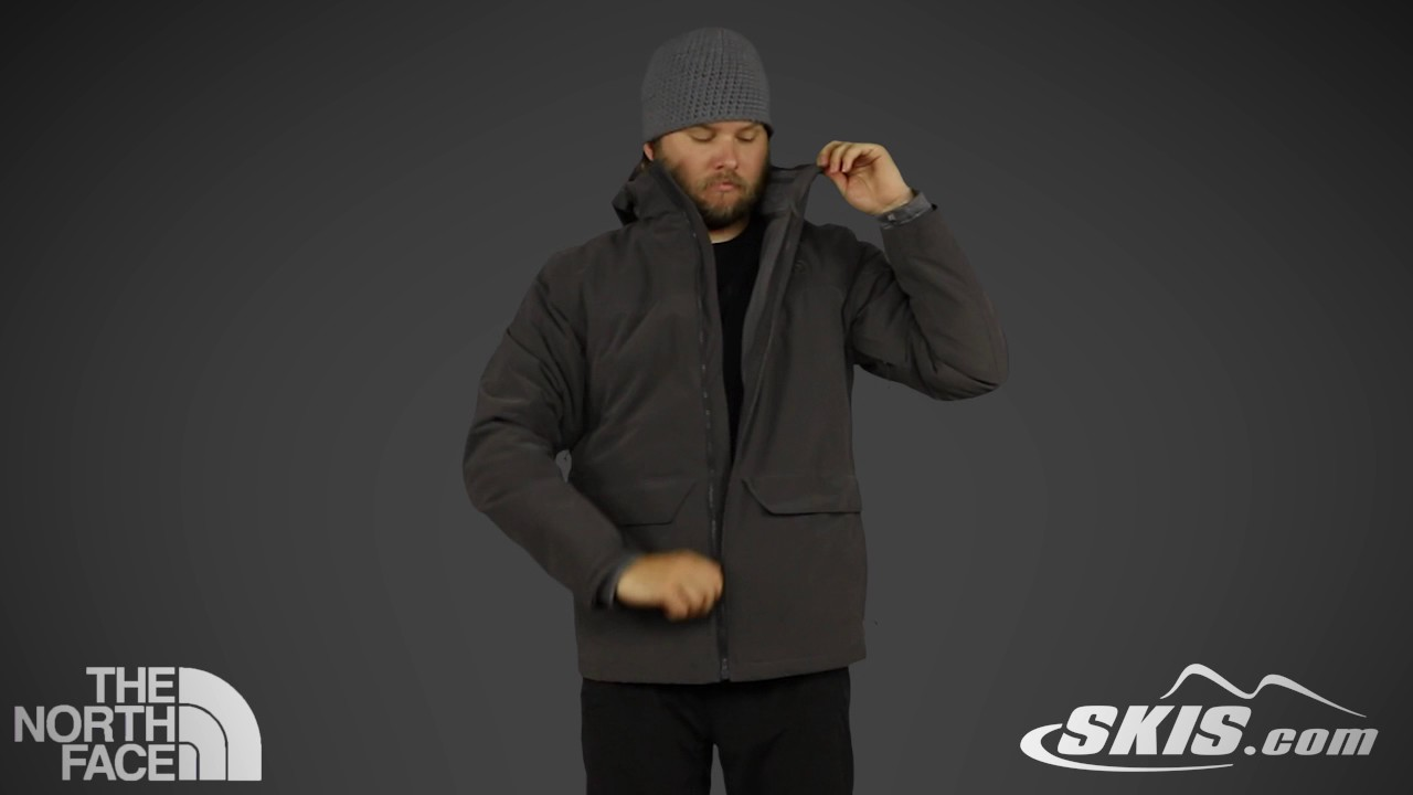 92e5290078 2017 The North Face Canyonland 3 in 1 Mens Jacket Overview by SkisDotCom