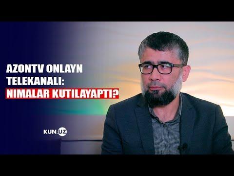 MUBASHSHIR AHMAD: AZON TV KENG OMMANING DINIY EHTIYOJLARINI QONDIRISHNI MAQSAD QILGAN