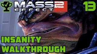 Grunt: Okeer's Krogan Legacy - Mass Effect 2 Walkthrough Ep. 13 [Mass Effect 2 Insanity Walkthrough]