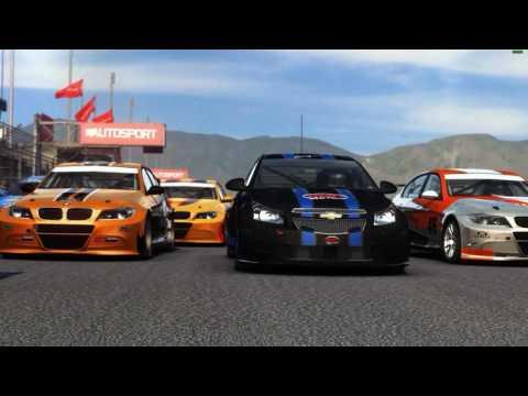 Grid Autosport - Touring playlist 2