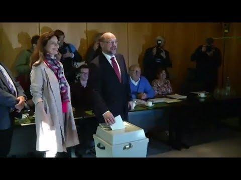 Der Tag der Entscheidung: Die Bundestagswahl 2017 ist angelaufen