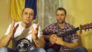 """Восток и Запад Украины исполняет народную песню """"Мир прежде всего"""""""