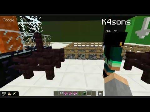 VSTE VE PLN - Explores Minecraft EDU Turtle Island