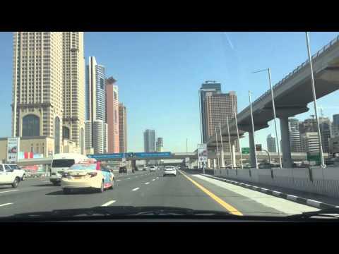 Переезд в Дубай сняли машину в аренду