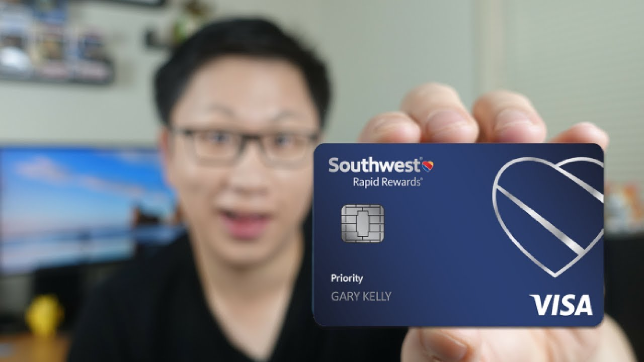 Chase Southwest Rapid Rewards Priority Credit Card Review — AskSebby