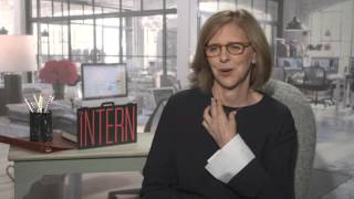 The Intern: Director Nancy Meyers Official Movie Interview