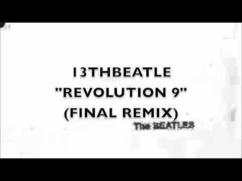 BEATLES-REVOLUTION 9(COVER)