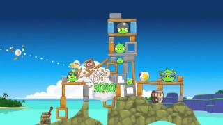 Angry Birds - Flock Favorites Episode Gameplay Trailer