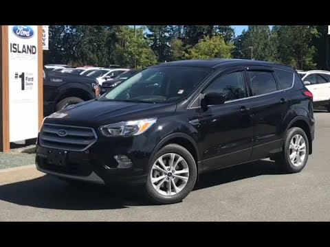 2019 Ford Escape SE AWD Review| Island Ford
