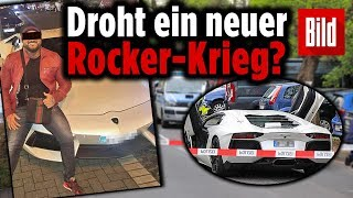 Bandidos-Chef in Köln angeschossen