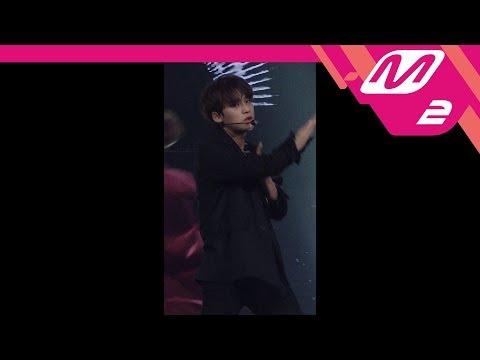 [MPD직캠] 세븐틴 민규 직캠 '고맙다(THANKS)' (SEVENTEEN MINGYU FanCam)   @MCOUNTDOWN_2018.2.8
