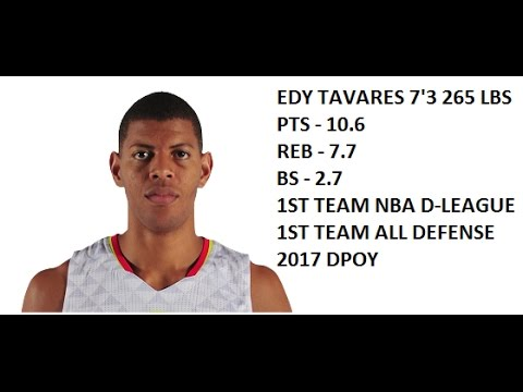EDY TAVARES - NBA READY