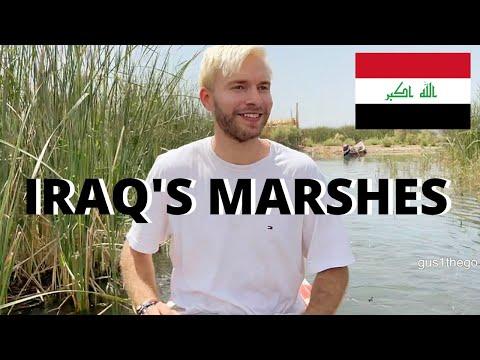 IRAQ'S MARSHES! (Paradise of IRAQ)