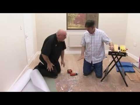 Before Installing Laminate Flooring