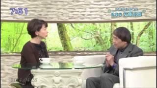 新国立競技場/阿川佐和子 インタビュー 安藤忠雄/2014・04・26