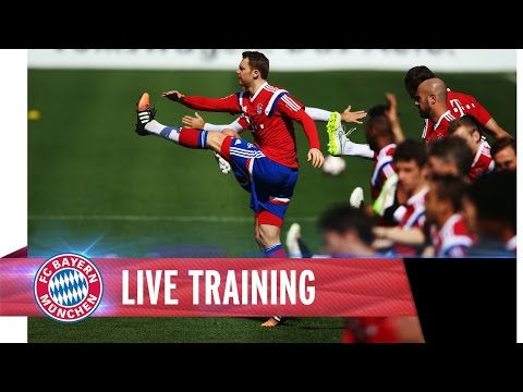 ReLive Training FC Bayern Januar Doha